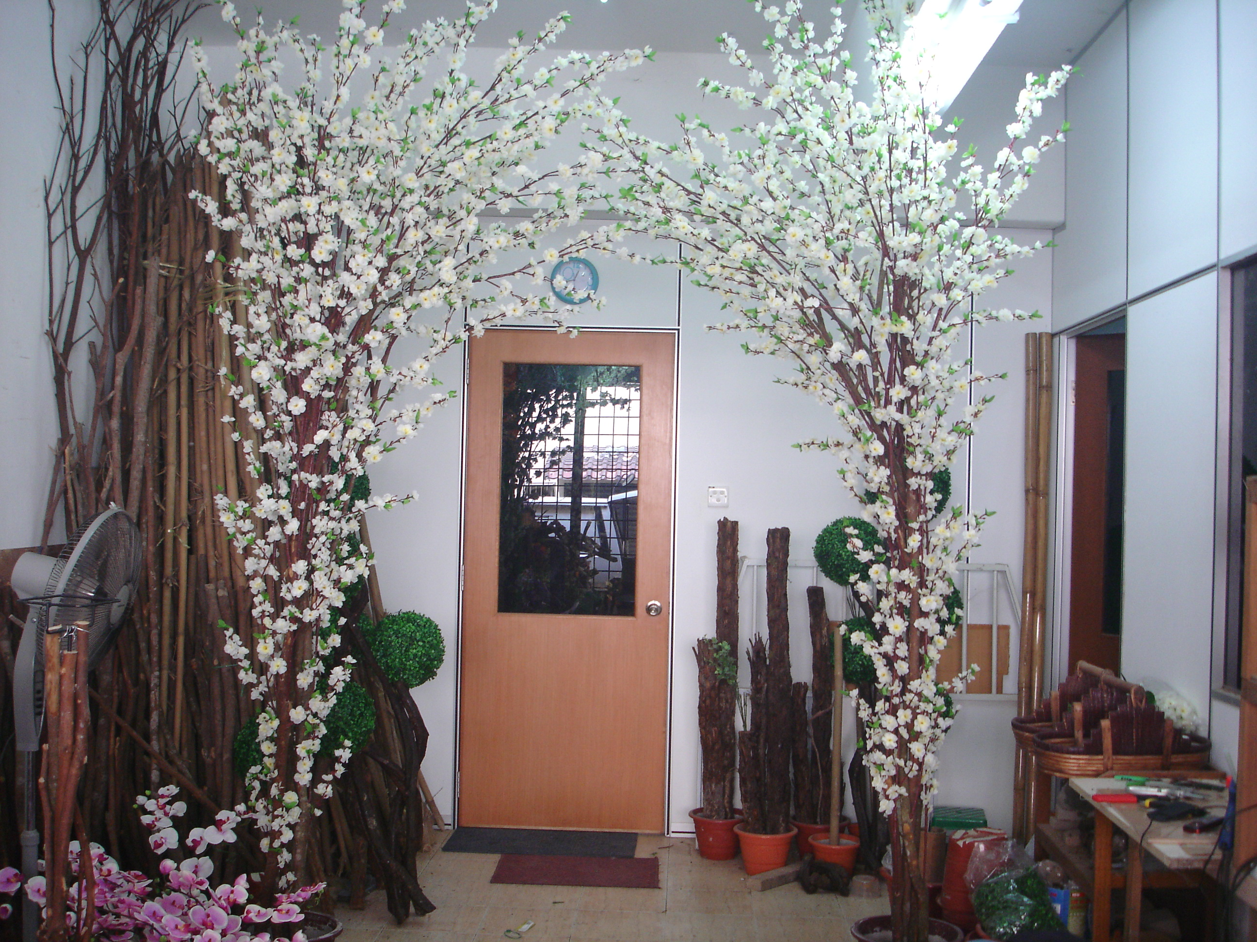 Cherryblossom Sakura Tree Arch